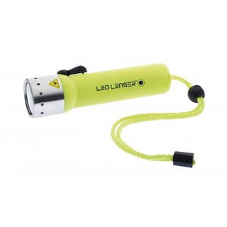 D14.2 Frogman LED Torch (Neon Yellow)