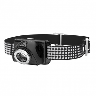 SEO5R LED Head Torch - Black
