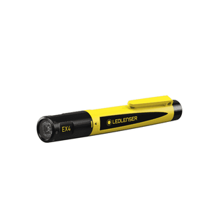 EX4 ATEX LED Torch Zone 0/20