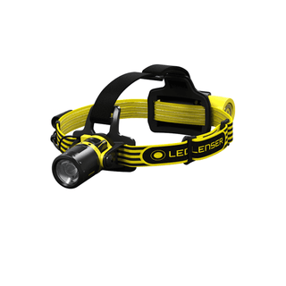 EXH8R ATEX Rechargeable LED Headlamp Zone 1/21