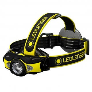 iH11R Rechargeable LED Head Torch