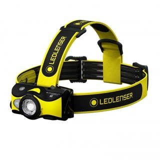 iH9r Rechargeable LED Head Torch