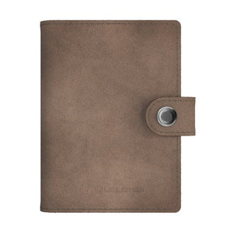 Lite Wallet - Matte Taupe Grey