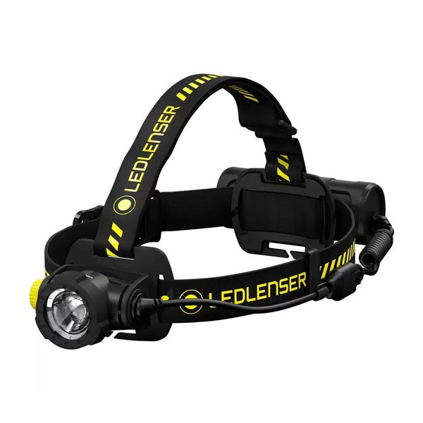 H7R Work Rechargeable LED Head Torch