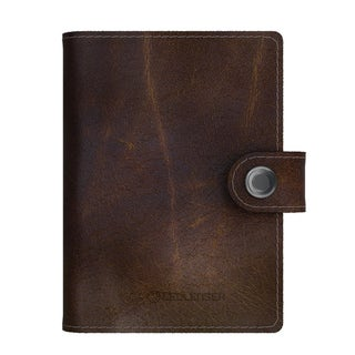 Lite Wallet - Vintage Brown